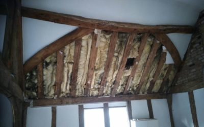 INSULATION IN PERIOD PROPERTIES Is insulation helpful or harmful?